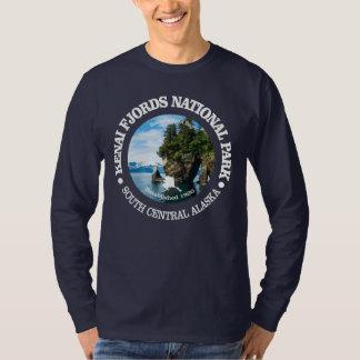 T-shirt Fjords NP de Kenai