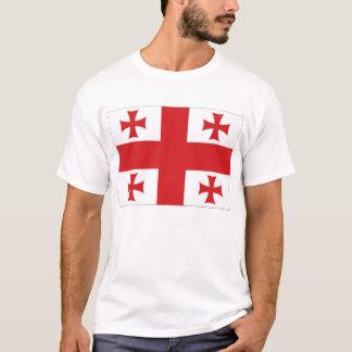 T-shirt Flaf de la Géorgie