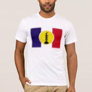 T-shirt flag knk fra ncl
