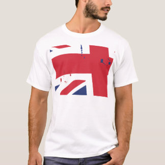 T-shirt Flag UK English London
