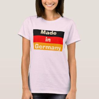 T-shirt Flagge, MadeinGermany