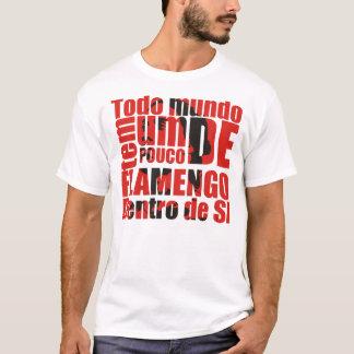 T-shirt Flamand à l'intérieur de lui