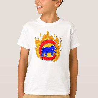 T-shirt Flamber Cubbie - gagnant 04.27.09
