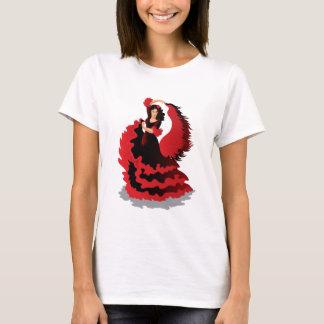T-shirt Flamenco