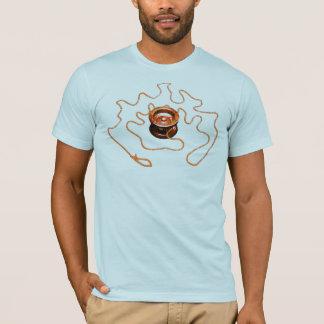 T-shirt Flamme de Yo