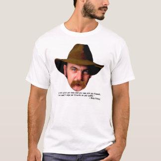 T-shirt Flamme Foley