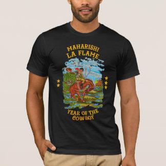T-shirt Flamme Travis Scott de La de maharishi