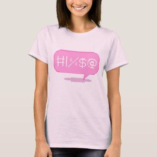 T-shirt Flanelle de base au style tumblr