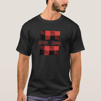 T-shirt Flanelle fantastique