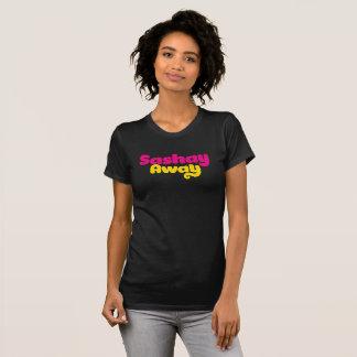 T-shirt Flânez loin