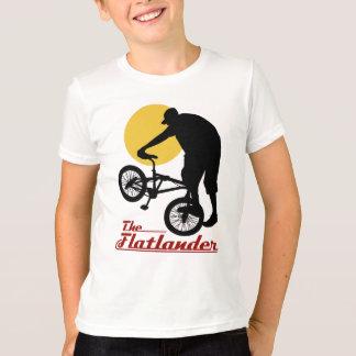 T-shirt Flatlander BMX