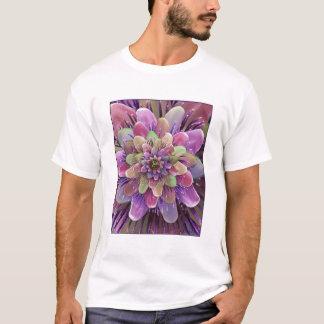 T-shirt Fleur 602   de passion