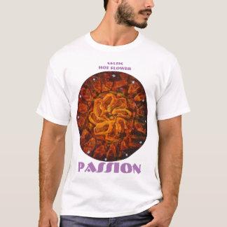 T-shirt Fleur chaude celtique - chemise abstraite de