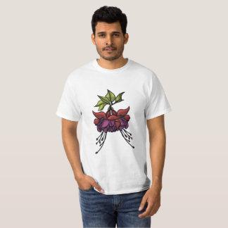 T-shirt fleur de défenseur de la veuve et de l'orphelin