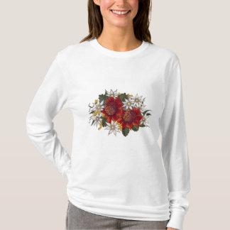 T-shirt Fleur de flanelle de Warratha