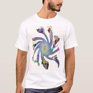 T-shirt Fleur de pirouette
