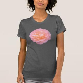 T-shirt Fleur où vous êtes pièce en t plantée
