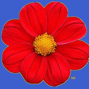 T Shirts Petale Rose Rouge Originaux Personnalisables Zazzle Fr