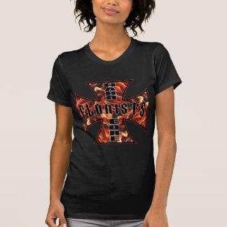 T-shirt Fleuriste de HC
