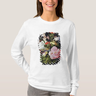 T-shirt Fleurs dans un vase