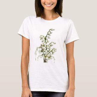 T-shirt Fleurs du muguet