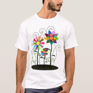 T-shirt Fleurs lunatiques