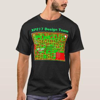 T-shirt FlightModel, équipe de créateurs XP217