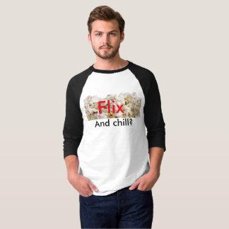 T-shirt Flix et froid ?