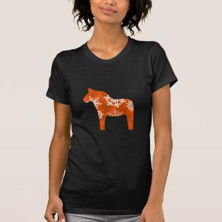 T-shirt Flocon de neige de cheval de Dala