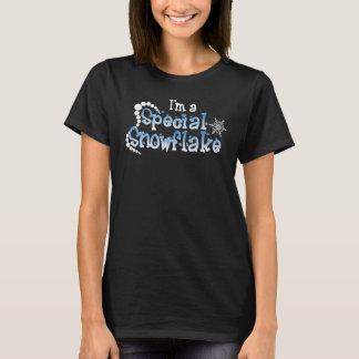 T-shirt Flocon de neige spécial !