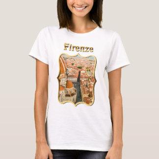 T-shirt Florence, Italie (Duomo)