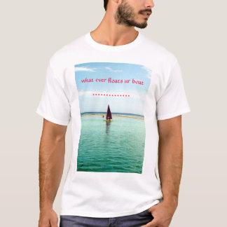 T-shirt flotte des conserves au vinaigre d'ur
