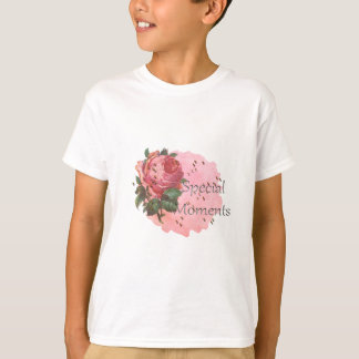 T-SHIRT FLOWER SPECIAL MOMENTS