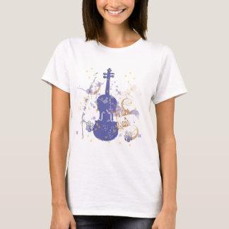 T-shirt flowerfiddle
