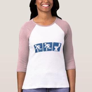 T-shirt Flux de Coureur-Coureur