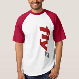 T-shirt Fly2 court-circuitent la chemise de douille