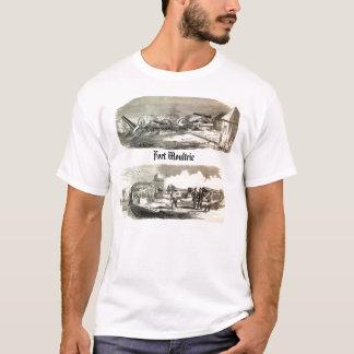 T-shirt FMcannon, fm, fort Moultrie