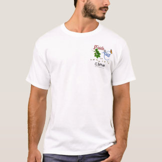 T-shirt Foi et chemise de fées
