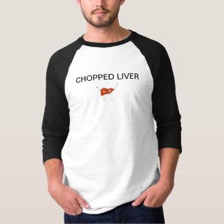 T-shirt Foie coupé