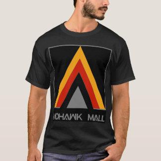 T-shirt foncé de mail de Mohawk
