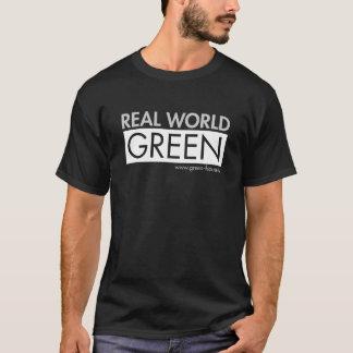 T-shirt foncé - logo de RWG