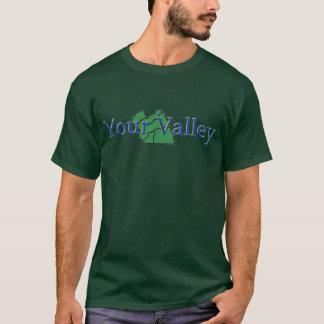 T-shirt Fonctionnaire vos t de vallée !