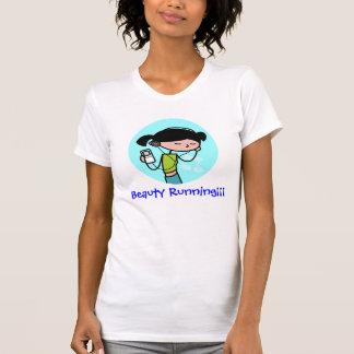 T-shirt Fonctionnement de beauté
