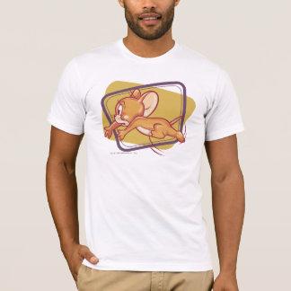 T-shirt Fonctionnement de Jerry effrayé