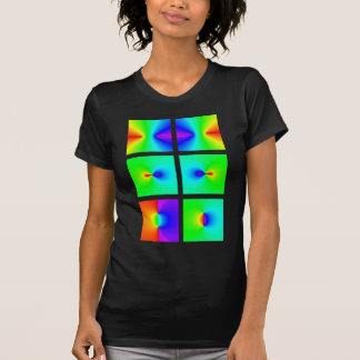 T-shirt fonctions trigonométriques inverses dans le plan