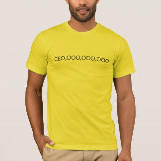 T-shirt Fondateur de démarrage