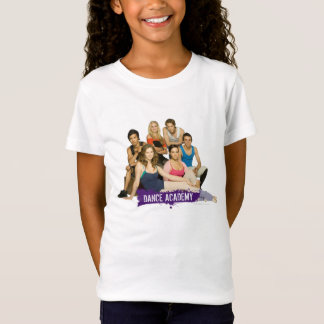 T-Shirt Fonte d'académie de danse