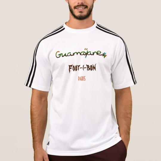 T-shirt Foot-i-bon Paris© de Guamayane© > série sport