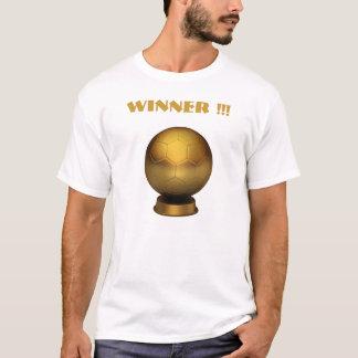 T-shirt Football WINNER !!!