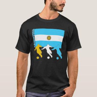 T-shirt Footballeurs de l'Argentine